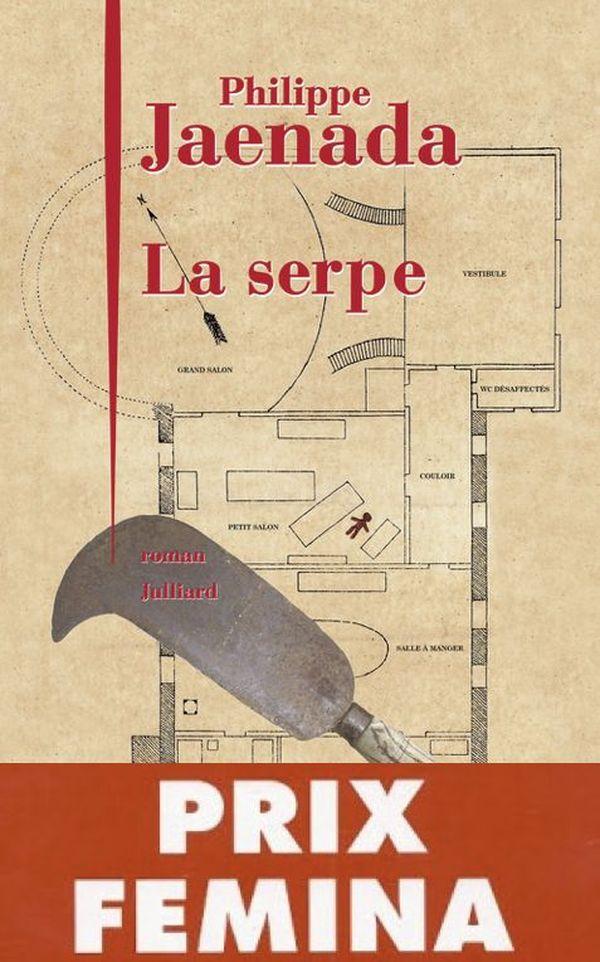La Serpe, prix Femina 2017