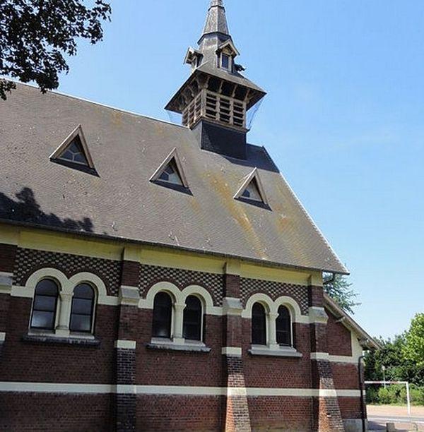 L'Eglise Saint-Théodore, classé au patrimoine mondial de l'Unesco.