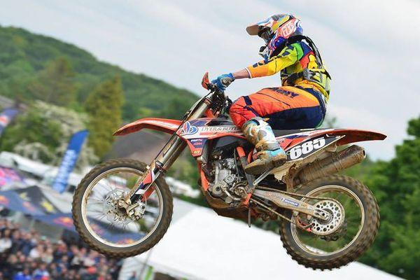 Steven Lenoir victorieux à Cassel en 2015