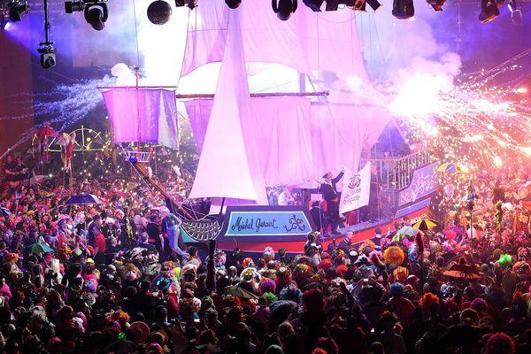 Le bal des Corsaires en février 2015