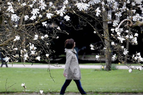 accès aux jardins interdit dès samedi 21 mars