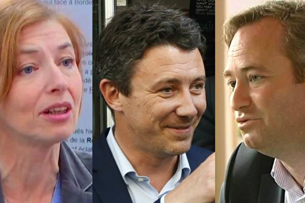 Florence Parly, Benjamin Griveaux et Jean-Baptiste Lemoyne font partie du gouvernement Philippe II, dévoilé le 21 juin 2017.