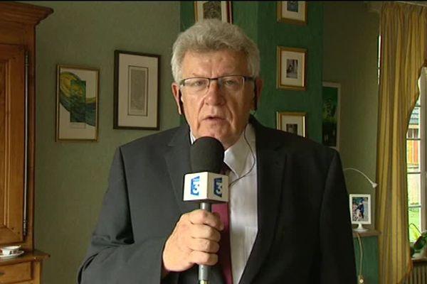 L'ancien secrétaire d'Etat chargé du budget en duplex depuis Trieux