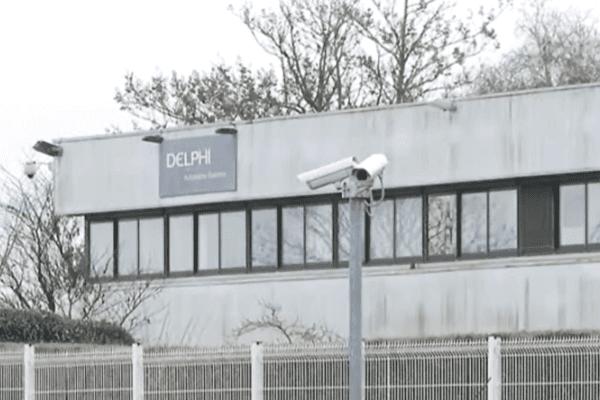 Site de Delphi à La Rochelle
