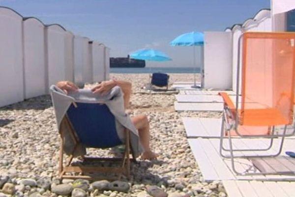 Les havrais retrouveront-ils cet été leurs cabanes de plage ? Nul ne le sait