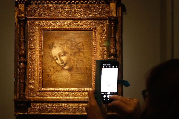 L'exposition Léonard de Vinci au Musée de Louvre restera ouverte trois nuits d'affilée.