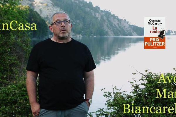 Marc Biancarelli a choisi La Route, de Cormac McCarthy, aux éditions de l'Olivier