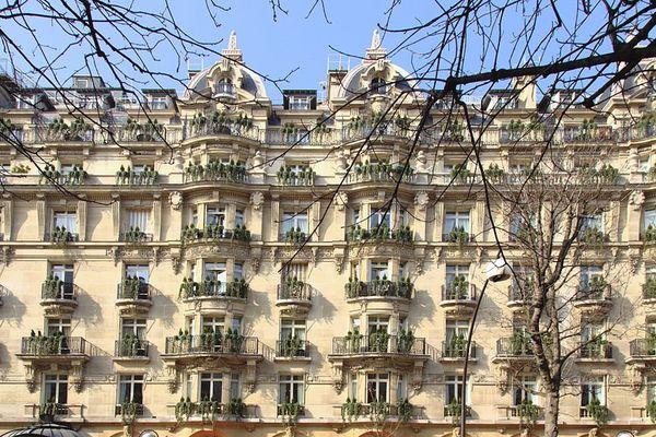 En 2013, le palace parisien fêtait ses 100 ans.
