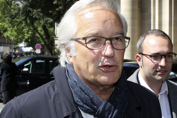 François Rebsamen en 2017