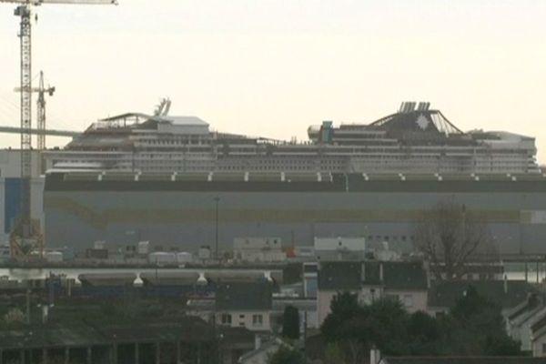 En 2008 le Coréen STX avait racheté au Norvégien 89 % du capital des chantiers de Saint-Nazaire