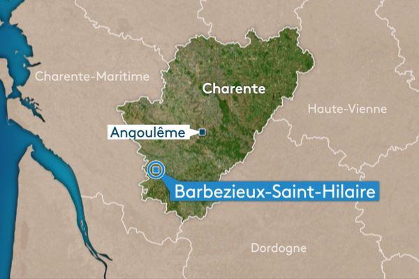 Barbezieux-Saint-Hilaire (Charente)