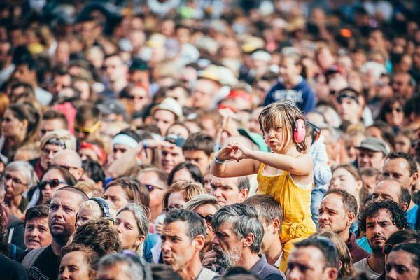 Le festival du Roi Arthur et sa foule en 2018