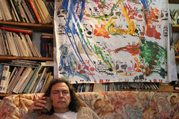 Michel Marnat, peintre à Troyes / 27 décembre 2017