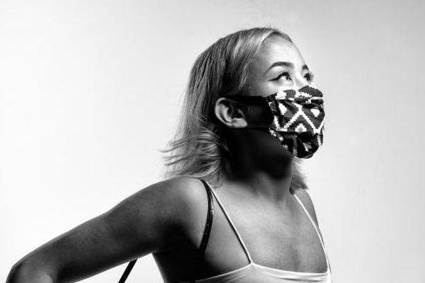 Le masque, nouvel accessoire de mode.