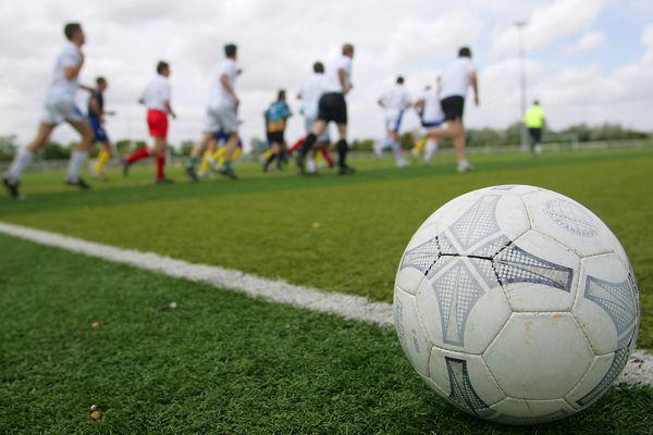 Le football amateur à l'arrêt