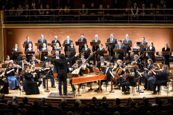 Avec un effectif imposant de 60 musiciens, l'ensemble tchèque Collegium 1704 jouera le Requiem de Mozart pour la première fois en France