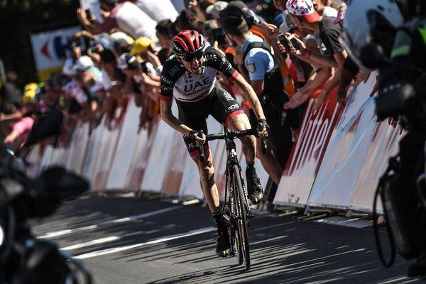 L'Irlandais Dan Martin remporte la sixième étape du Tour de France 2018