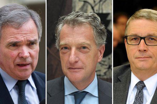 - Bernard Accoyer, Député LR Haute-Savoie - Hervé Gaymard, Député LR Savoie - Jean-Pierre Barbier, Député LR Isère