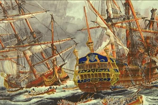 La bataille des Cardinaux, un conflit sur l'eau dont le bilan humain a été important