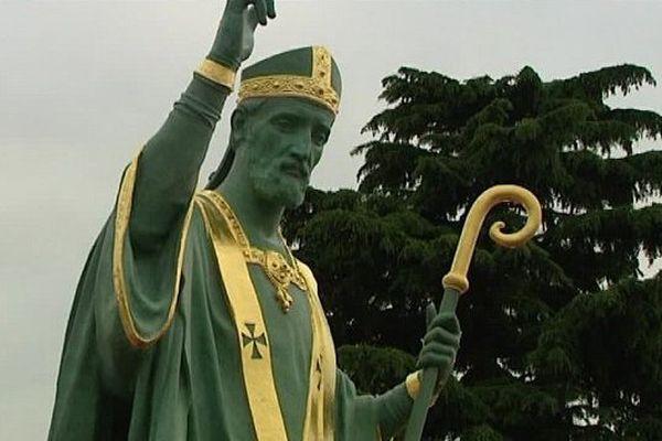 Statue Saint-Martin
