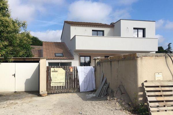 Le drame s'est produit dans cette maison située lotissement du Clos des Chardonnerets à Juvignac - 3 juin 2020