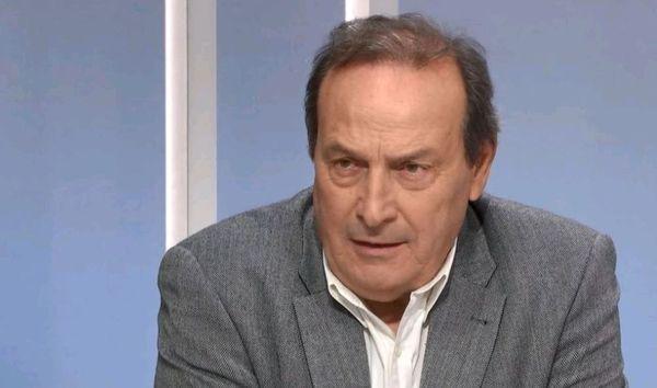 Etienne Bastelica, tête de la liste d'Una cità ghjusta