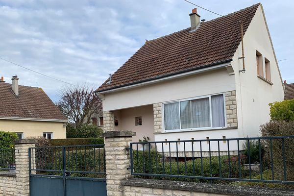 C'est dans cette maison de Saint-André-Les-Vergers que les deux octogénaires ont été retrouvés