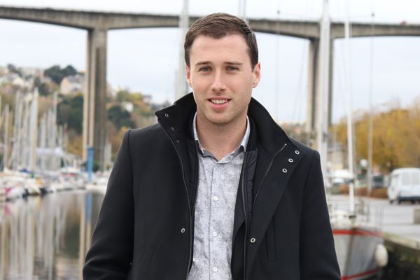 Joannic Martin a été désigné chef de file du Parti Breton pour les Régionales 2021.