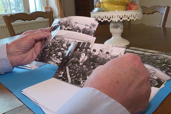 Les photos des obsèques du Général de Gaulle retrouvées dans une pellicule, 50 ans après.
