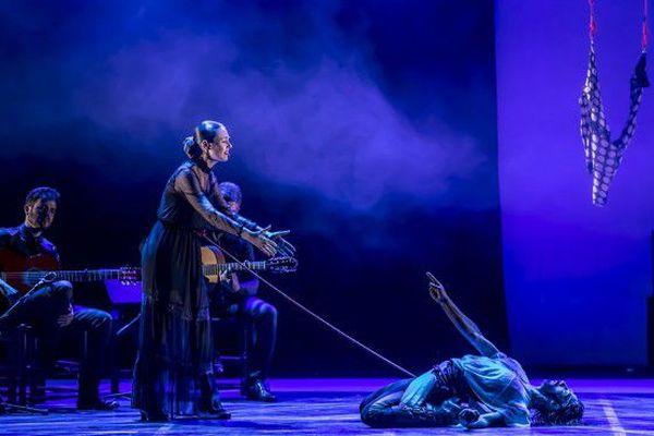 """Le spectacle de Flamenco """"Guerrero"""" du danseur Eduardo Guerrero a enthousiasmé le public du Théâtre auditorium de Poitiers les 19 et 20 janvier 2018."""