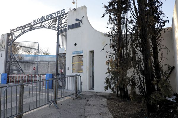 Les supporters avaient forcé l'entrée de La Commanderie le 30 janvier.