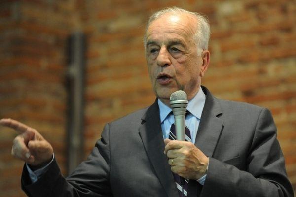 Le président PS du Conseil général de la Haute-Garonne, Pierre Izard