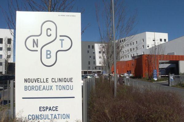 La clinique du Tondu à Floirac est le seul lieu où se faire vacciner contre la Covid 19 sur la rive droite de Bordeaux.