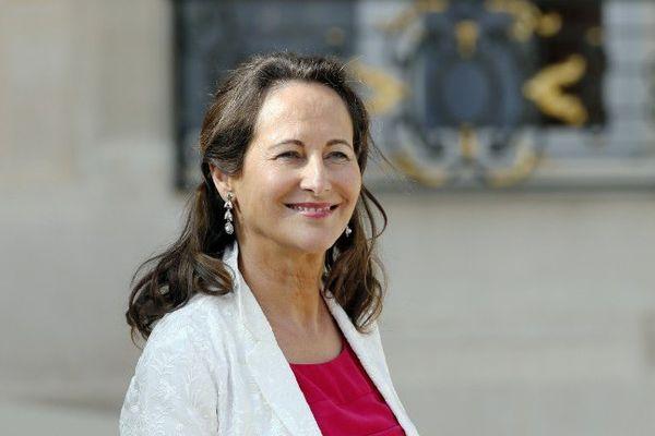 Ségolène Royal ministre de l'Ecologie