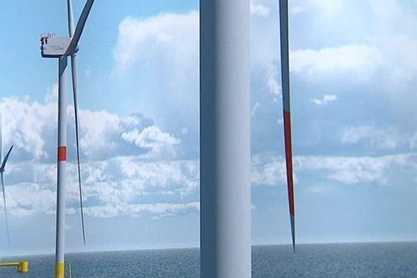 Aude - La ferme d'éoliennes flottantes devrait voir le jour en 2021 - novembre 2019