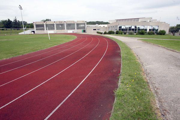 Image d'illustration d'une piste d'athlétisme.