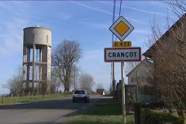 Crançot, commune jurassienne qui a fusionné avec ses voisines