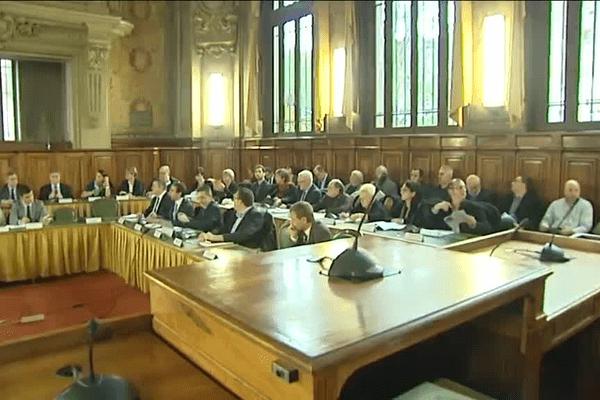 Le comité de concertation sur le schéma directeur de la ligne POLT s'est réuni pour la première fois ce matin.