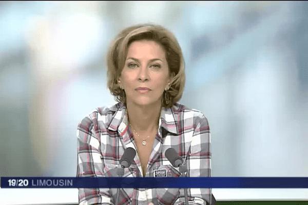 Corine Touzet était l'invitée du Journal Continu jeudi 12