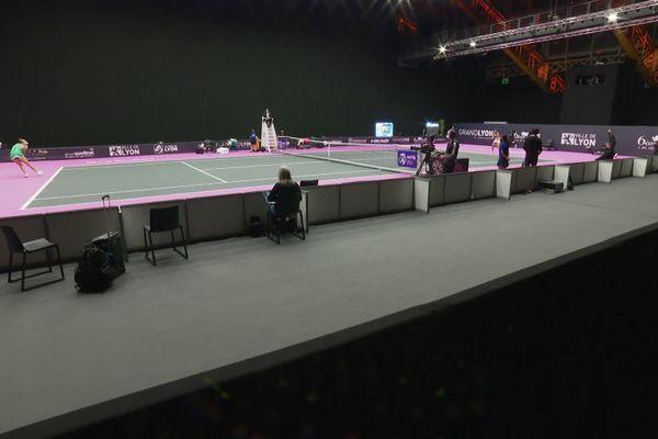 La finale du tournoi WTA de Lyon est diffusée en direct dans cet article, dimanche 07 mars à partir de 17h10.