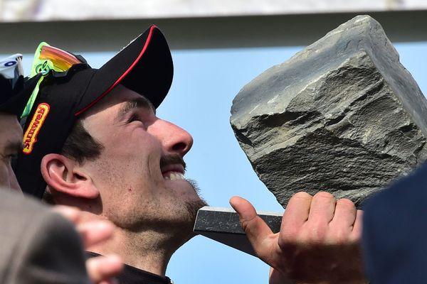 John Degenkolb vainqueur de Paris-Roubaix 2015