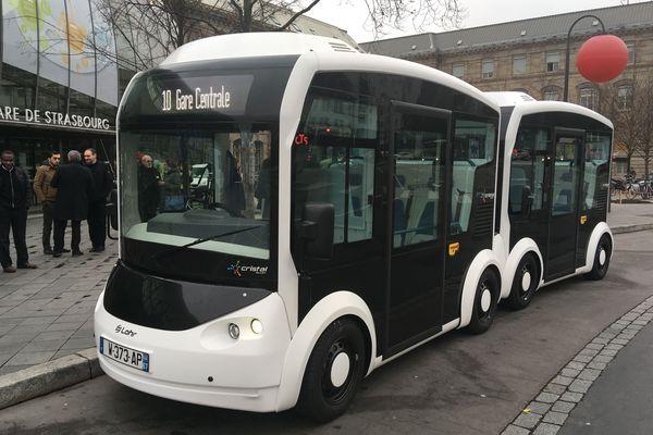 Le tram électrique de Lohr