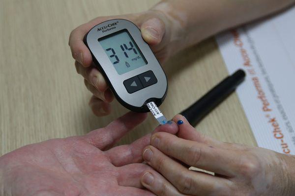 Le nombre de personnes diabétiques augmente chaque année d'environ 200.000 nouveaux cas.