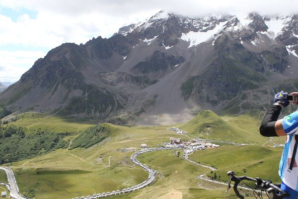 Les Hautes-Alpes accueillent le Tour de France pour la 81e fois.