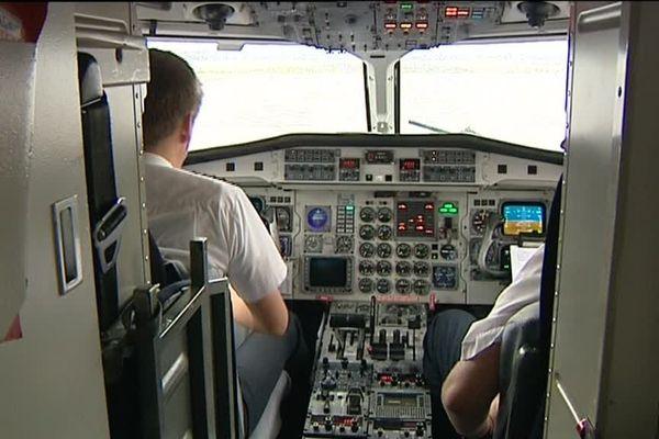 Dole-Toulouse, un vol assuré deux fois par semaine