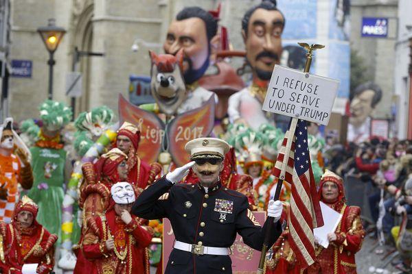 les chars de carnaval d'Alost avaient déjà fait l'objet d'une polémique l'année dernière