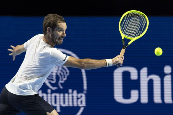 Richard Gasquet sera présent à l'Open d'Orléans. Photo d'illustration