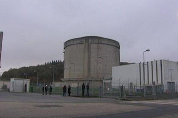 La centrale de Brennilis