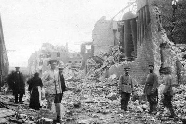 L'explosion a fait près de 140 morts