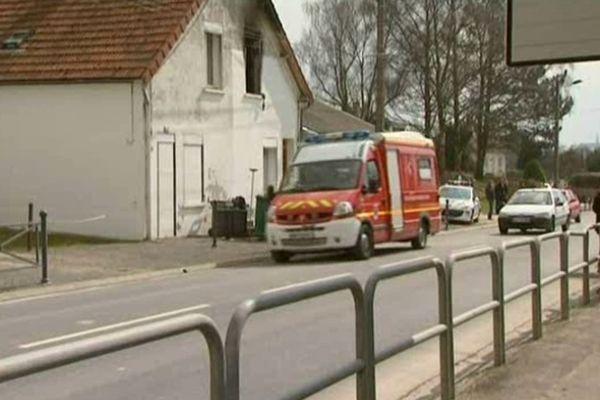 Olivier Collin, brûlé dans l'incendie, avait été transporté à CHU de Lille pour y être soigné.